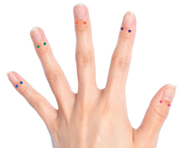 画像6: 爪もみのやり方