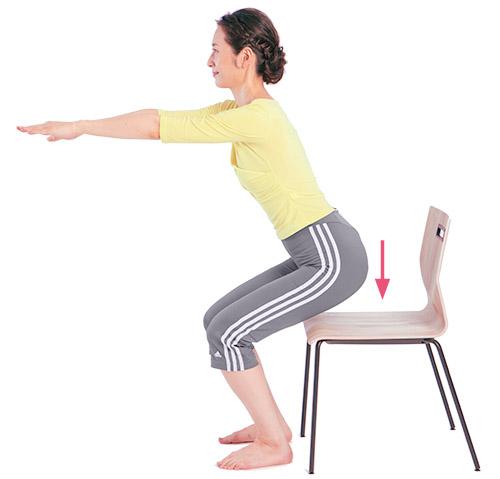 画像3: 「ちょこっと体操」のやり方