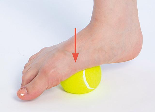 画像3: ③足裏の刺激