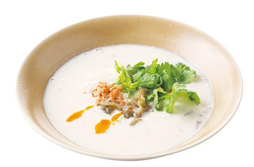 画像: 台湾の酢豆乳、鹹豆漿