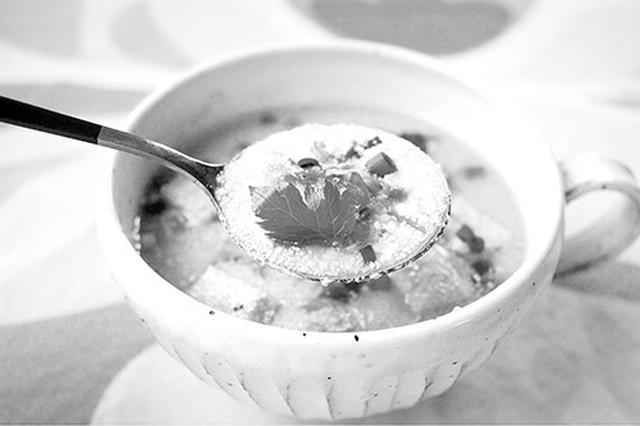 画像: 川浦さんの鹹豆漿の作り方