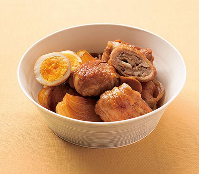 画像: たたみ肉の角煮