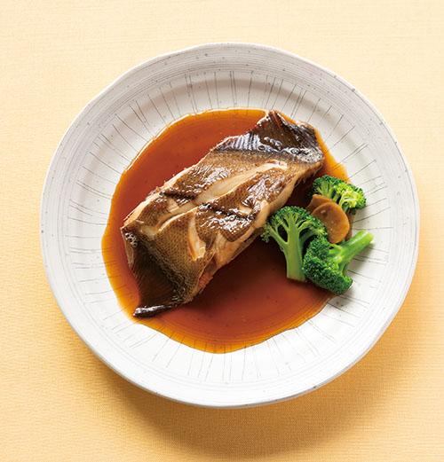画像: ふっくら煮魚