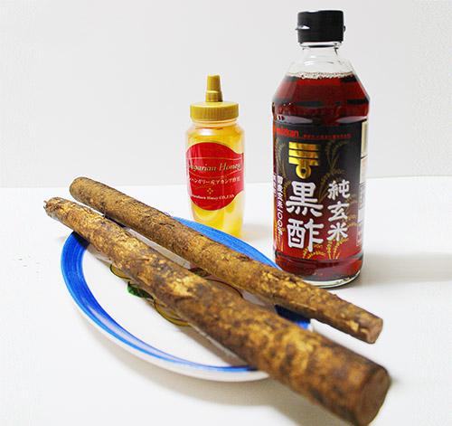 画像1: 水谷先生の酢ゴボウの作り方(3日分)