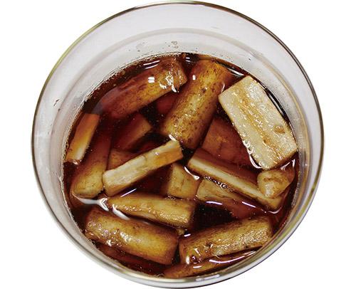 画像4: 水谷先生の酢ゴボウの作り方(3日分)