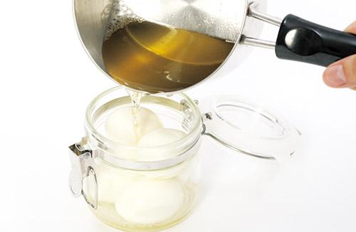 画像3: 酢漬け卵の作り方
