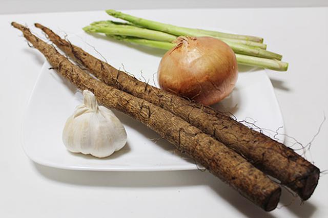 画像: フラクトオリゴ糖を豊富に含む身近な食品