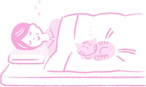 画像: 横向き寝で睡眠時無呼吸症候群を防ごう