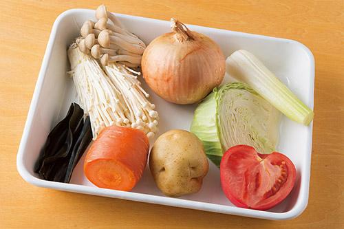 画像1: 毒出し野菜スープの作り方