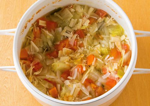画像6: 毒出し野菜スープの作り方