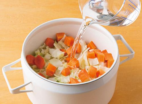 画像4: 毒出し野菜スープの作り方