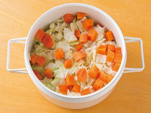 画像2: 毒出し野菜スープの作り方