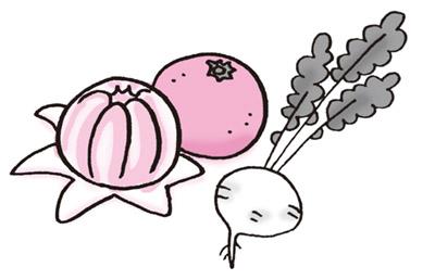 画像: おなかすっきり! ミカンとかぶのヘルシーサラダ