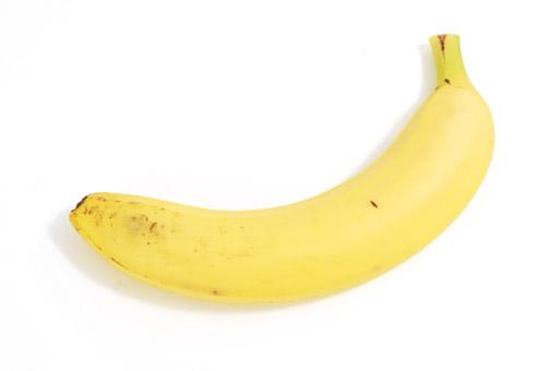 画像: 焼きバナナの作り方