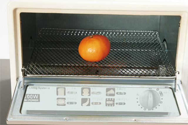 画像2: 焼きミカンの作り方