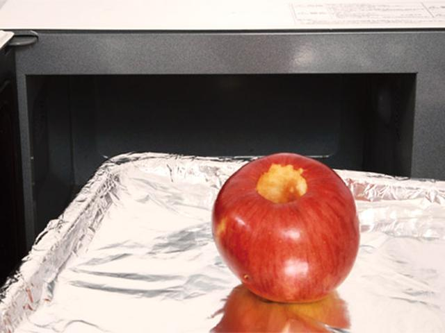 画像3: 焼きリンゴの作り方