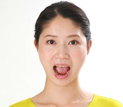 画像: あごをよく動かして筋力の低下を防ごう