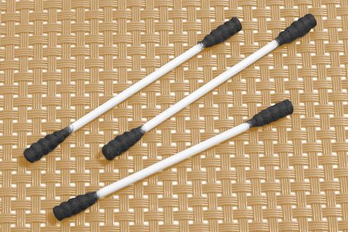画像1: 綿棒ツボ押しのやり方