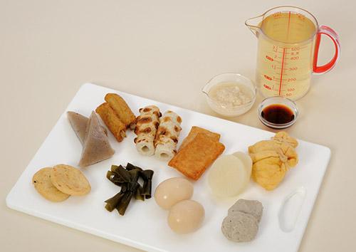 画像1: 基本の甘酒おでんの作り方