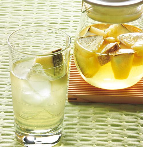 画像: メロン酢