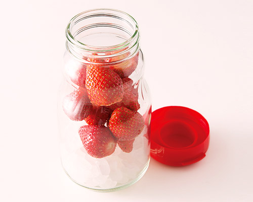 画像5: イチゴ酢の基本の作り方