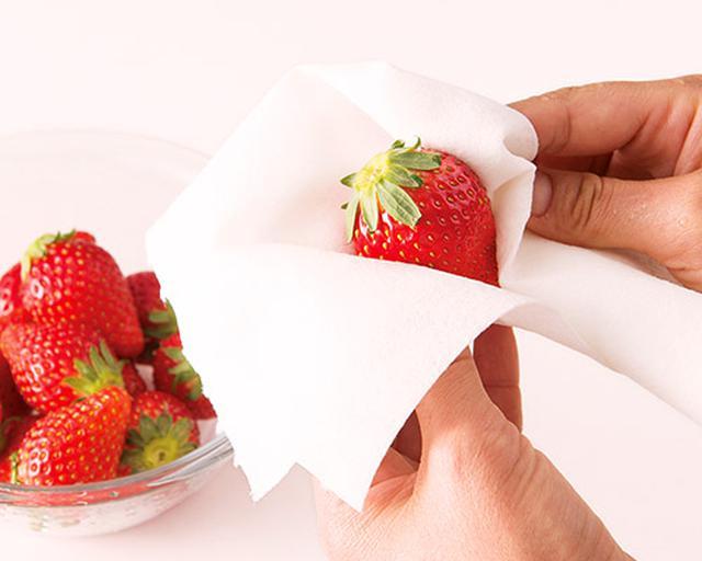 画像2: イチゴ酢の基本の作り方