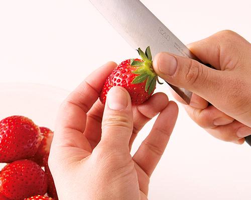 画像3: イチゴ酢の基本の作り方