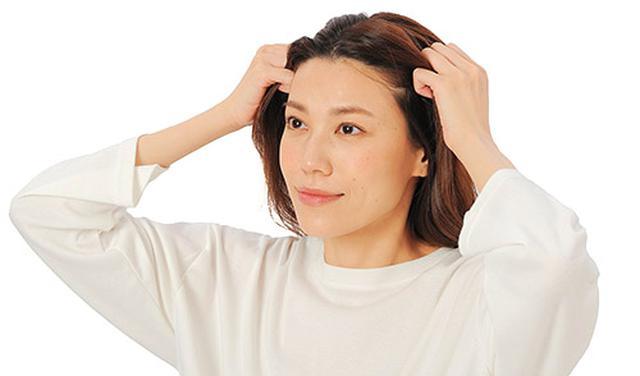 画像3: 髪ひっぱりのやり方