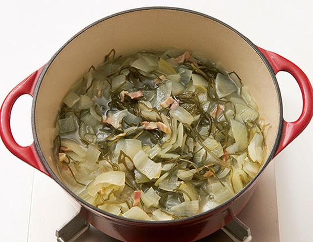画像4: 基本のタマネギスープの作り方