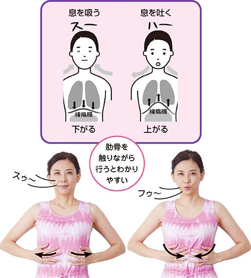 画像4: Lesson1 基本の呼吸