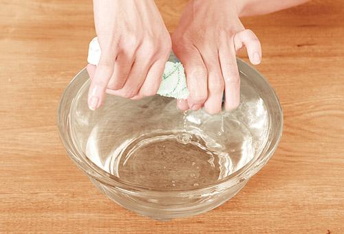 画像3: ①まぶたを温める(温罨法)