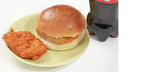 画像: 食事の欧米化が逆流性食道炎を招く。