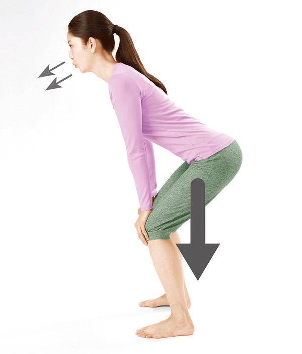 画像2: 足首パタパタのやり方
