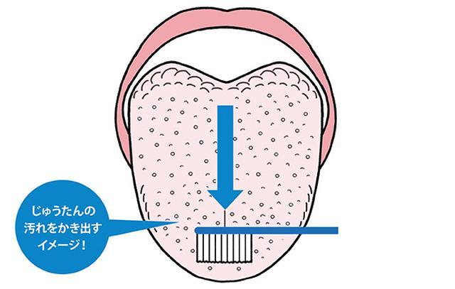画像: 【マスクが臭い】起床直後の「舌磨き」がおすすめ 安全で効果的なやり方を口臭予防の専門家が解説