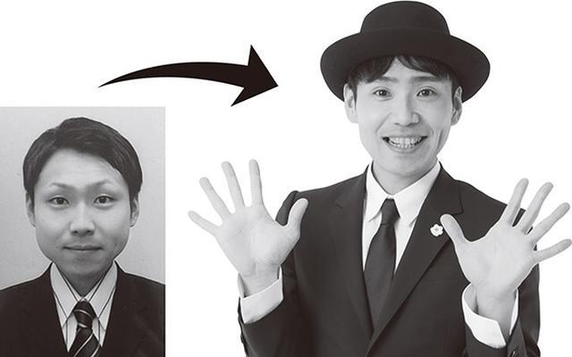 画像: 左:26歳の藤野先生。お肌の調子に悩んでいたころ 右:43歳の現在の方が潤いのある美肌になった!