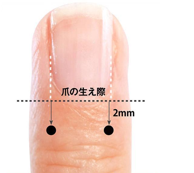 画像1: 爪もみのやり方