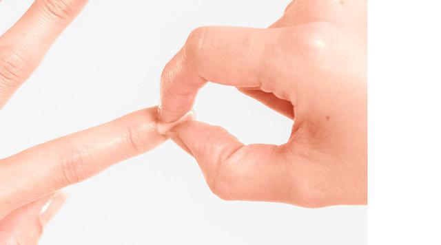 画像2: 爪もみのやり方