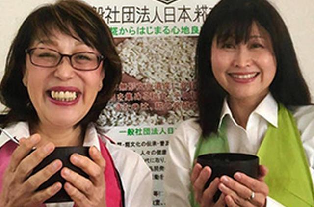 画像: 大瀬先生(左)と川浦先生(右)