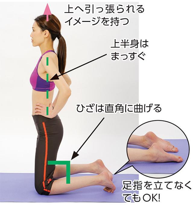 画像2: お尻フリフリ体操のやり方