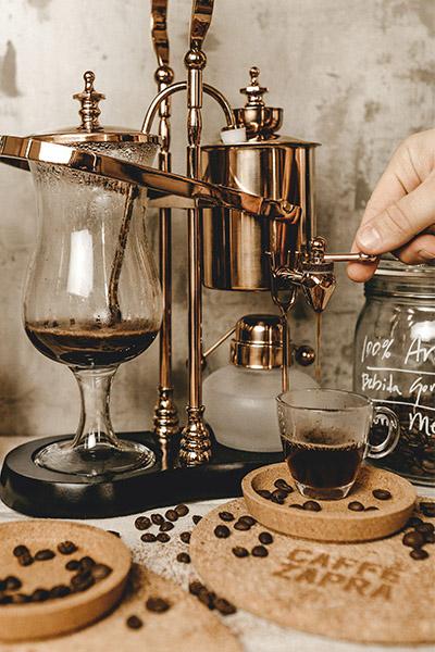 画像: 【コーヒーの淹れ方】よい成分だけを抽出して雑味のない味に 健康効果を期待できるアレンジも紹介