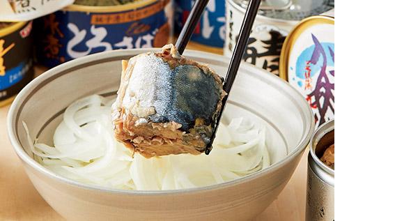 画像: 酸化しやすいDHAやEPAをとるにはサバ缶をそのまますぐ食べるのが最適。