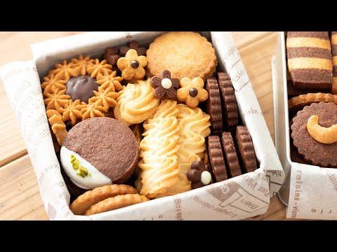 画像: クリスマスプレゼントに♪クッキー缶の作り方 Butter Cookie Box|HidaMari Cooking youtu.be