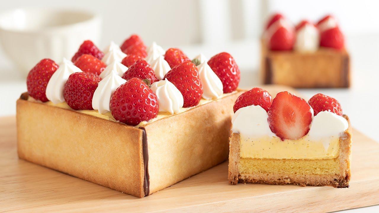 画像: いちごタルトの作り方 Strawberry tart|HidaMari Cooking youtu.be