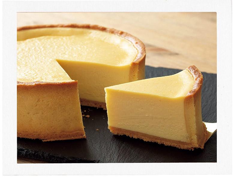 画像: # 濃厚ベイクドチーズタルト