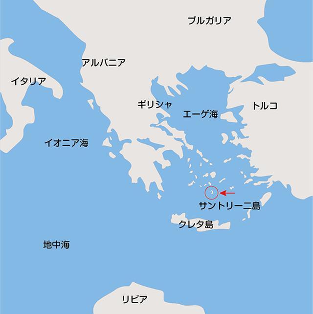 画像: 日本から9529キロの旅です。
