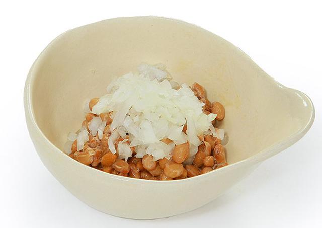 画像: タマネギ納豆の作り方