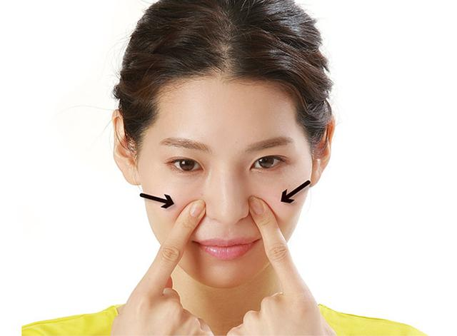 画像2: 膿がたまらないよう常に鼻通りをよくしておく