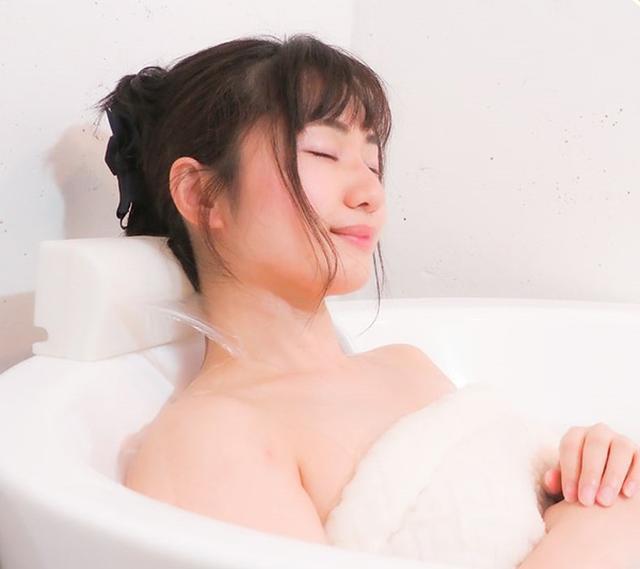 画像: 自宅で肩ながし湯が楽しめる