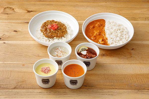画像: 【冷凍】父の日6スープ・カレーセット 4,490円