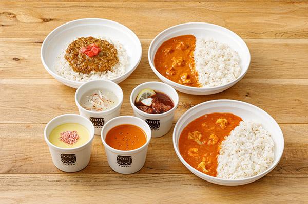 画像: 【冷凍】父の日8スープ・カレーセット 5,580円